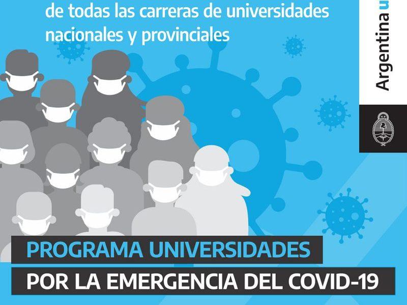 Programa Universidades Covid 19 Faya Unse